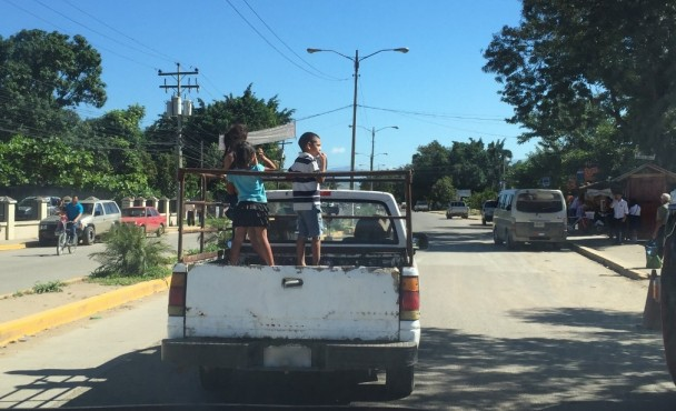 Everyday Life in Comayagua, Honduras